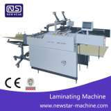 Máquina de estratificação da película quente do derretimento Yfma-650/800, maquinaria de embalagem, laminador de papel