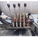 10cubic 12cubic HOWO 4X2 aguas residuales de succión al vacío de camiones cisterna