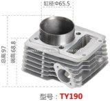 Motorrad-zusätzlicher Zylinder für Ty190
