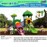 Hot Vente d'enfants à l'intérieur de l'équipement de terrain de jeux petits jeux d'Amusement-4402 Set (HD)
