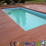 Pallacanestro sintetica esterna che pavimenta Decking solido