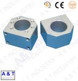 Aço inoxidável Customzied/cobre/alumínio/cobre as peças da máquina