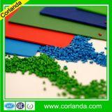 LDPE PP PVC カラーマスターバッチへのプラスチック化学顔料