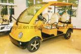 Automobile elettrica variopinta di avvistamento delle 4 sedi della sede 4 di approvazione del Ce
