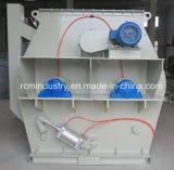 Máquina horizontal del mezclador