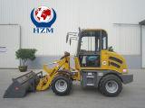Marque Hzm ZL08f mini chargeuse à roues Radlader la Chine, pour la vente