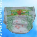 中国の使い捨て可能なCotton Baby Diaper
