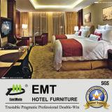 Mode Cadre en bois Meubles de l'hôtel Twin-Bed Set (EMT-B1205)