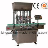 Máquina de rellenar embotelladoa de la venta del champú de la botella cosmética automática caliente del líquido viscoso