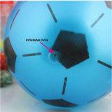 Смешанные цвета детей спортивные надувные пластиковые Мяч футбольный футбол детские игрушки 20см в диаметре