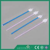 CE / ISO aprobado no empujar el tubo tipo escoba cepillo cervical (MT58069013)