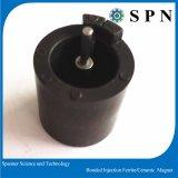 Anelli di plastica del rotore del magnete dell'iniezione del ferrito per il motore