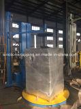 최대 성과 및 감싸는 기계를 기지개하는 디자인 자동 장전식 깔판