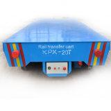 重い材料(KPX-20T)のための電池式の柵の転送のトロリー