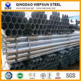 Dippped Tubo de acero galvanizado en caliente para la construcción de Struction