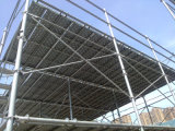 Wuxi Zds HDG System giapponese Scaffloding/Scaffold per Construction