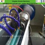 Belüftung-Schlauch-Produktionszweig Stahl verstärkte gewundene Schlauch-Strangpresßling-Zeile