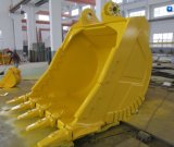 小松Excavator (PC750、PC1250)のためのバックホウBucket