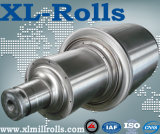 High Alloyed Cr3 ~ Cr5 Steel Back-up Roll Metallurgy Machinery