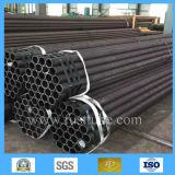 De zwarte Naadloze Pijpen van het Staal Sch40 /Sch80 ASTM A106