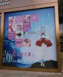 Одностороннее зрение Self-Adhesive Vinly рекламируя окно/стеклянный стикер