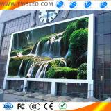 Schermo di visualizzazione esterno del LED di incapsulamento di triade P8 per il video di pubblicità esterna