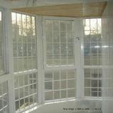 Schermo della finestra dell'acciaio inossidabile