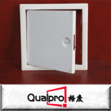Panneau d'accès en acier avec boulon carré loquet AP7010