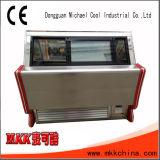 Preço de fábrica do Showcase Tk-12 do gelado de Maikeku do produto de China