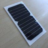 панель солнечных батарей Китай 5W 5.7W 6.8W 10W 12.5W 13.6W 6.2watt 6.2V гибкая