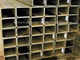 穏やかな鋼鉄機械企業の使用の長方形の鋼鉄管