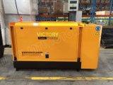 generatore diesel ultra silenzioso 25kVA con il motore di Isuzu per uso domestico & industriale