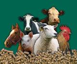 Tabletten-Zeile Tierfutter-Tabletten-Produktionszweig der Zufuhr-1-2tph