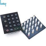 Настраиваемые Elastomeric силиконового каучука клавиш клавиатуры пульта дистанционного управления