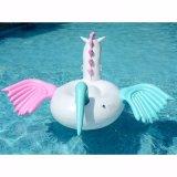 물 팽창식 수영 물 공기 팽창식 Pegaus Unicorn 수영장 부유물