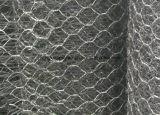 Geomat com reforço de malha de arame Gavalnized mergulhado para proteção Slope