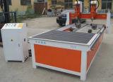 Router 1325 de madeira resistente do CNC da madeira da linha central da máquina de trituração 3 do CNC 3D