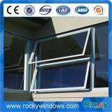 Il vetro glassato della prova della pioggia Parte-Ha appeso la finestra di alluminio della tenda