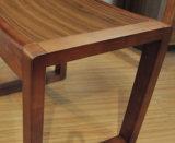 كرسيّ مختبر صلبة خشبيّة مربّعة ([م-إكس2134])