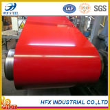 Bobina de acero cubierta color de /Galvanized de la bobina de acero/bobina de acero