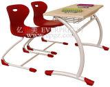 Estudante duplo mesa e cadeira (GH-56)