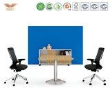 Таблица комнаты правления самомоднейшего офиса деревянная (H90-0301)