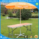 Садовой мебелью алюминиевые складные портативные кемпинг-пикник обеденный стол