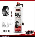 Réparation de pneu rapidement Spray anti crevaison