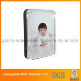 Moldura acrílica da foto do acrílico / quadro de quadro de plexiglás PMMA de plástico