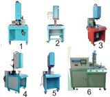 Máquina rotativa de soldadura de plástico para filtro de aceite