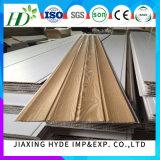 250mm de largeur de rainure panneau laminé PVC PVC PVC Décoration plafond Panneau mural Panneau étanche