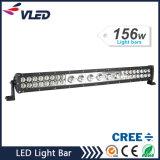 정면 빛이 기관자전차 차 ATV 차 부속 자동차를 위한 156W LED 모는 표시등 막대에 의하여 점화한다