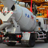 12 metros cúbicos Hormigonera Camión hormigonera camión para la venta