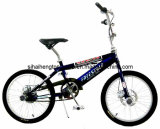 BMX liberano la bicicletta di stile con il freno a disco anteriore e posteriore (SH-FS048)